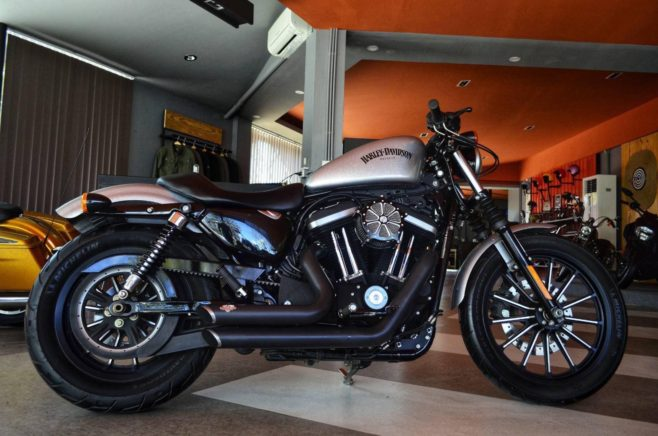 Sportster Iron XL 883N